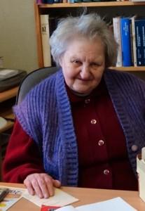 Roza Levitaite Feb 2014