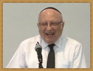 Rabbi Dr Abraham Zuroff
