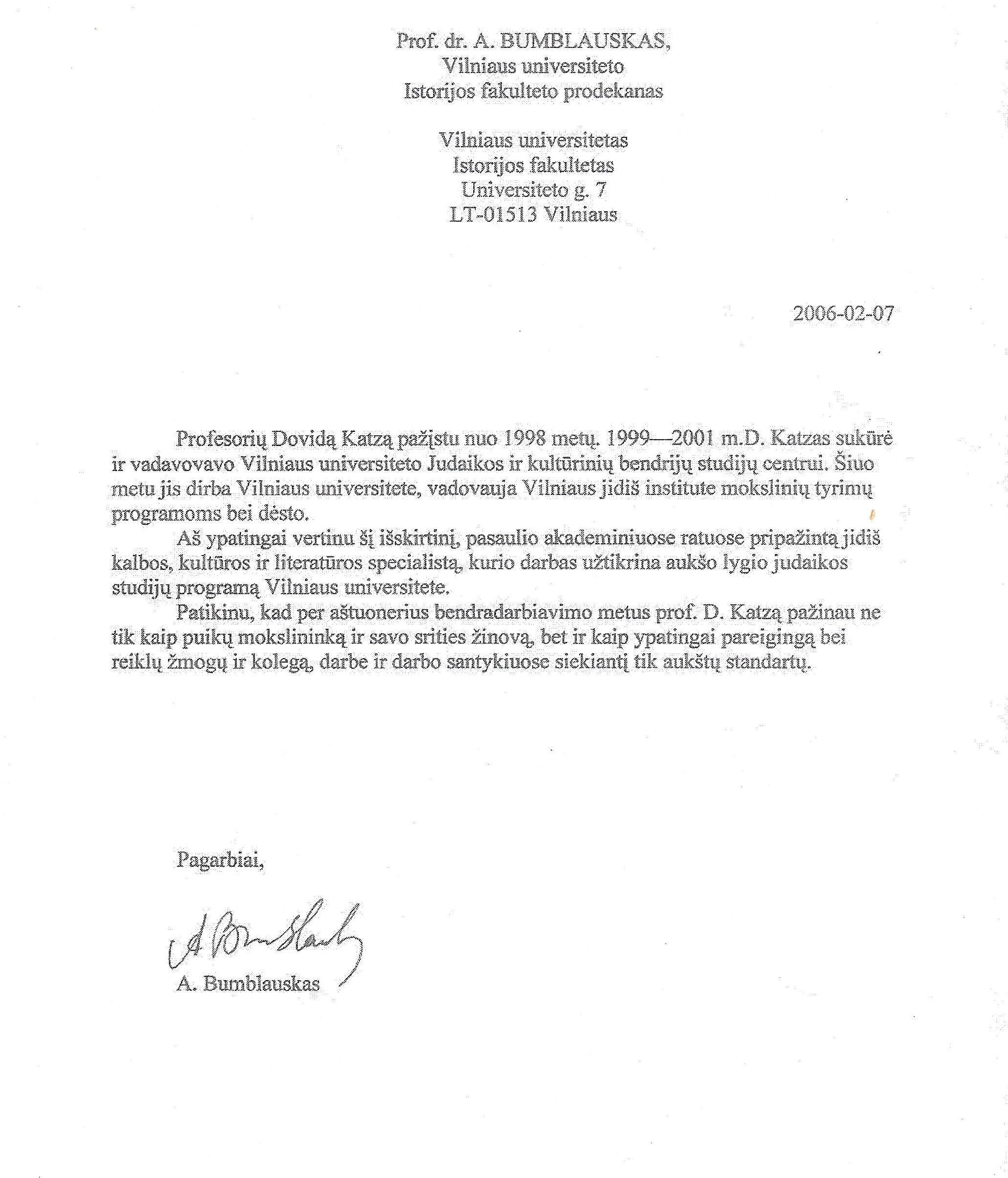 Vilnius Yiddish Institute Defending History
