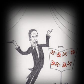 Irina Anatolevna Izhogina's cartoon