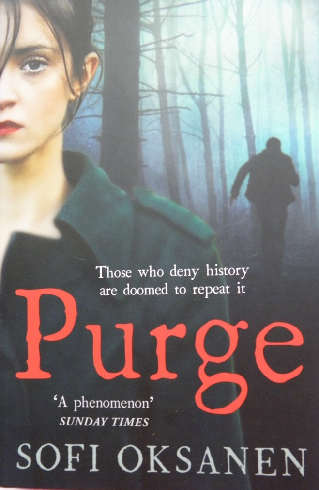 Cover of the Novel 'purge'