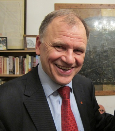 Vytenis Andriukaitis by Defending History