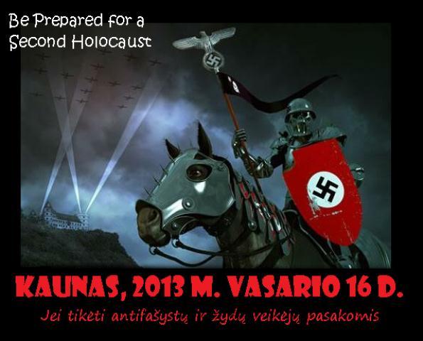 far right Lithuanian image feb 2013