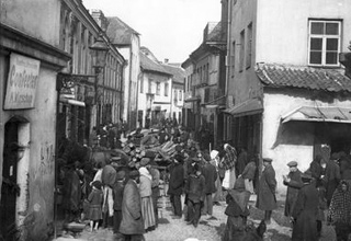 Vilna Ghetto street date unknown