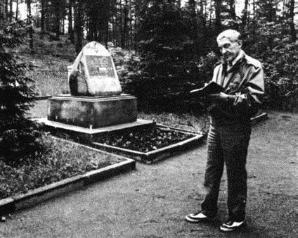 Joseph Levinson (Josifas Levinsonas) early 1990s