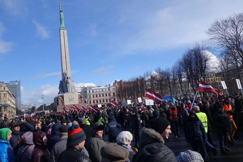 Riga Waffen SS March 16th 2014