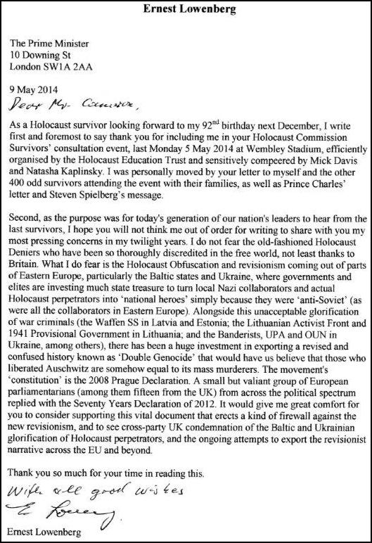 Lowenberg to Cameron 9.5.2014 (1)