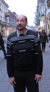 Evaldas-Balciunas-on-Vilniaus-gatve narrowed