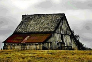 an old-barn
