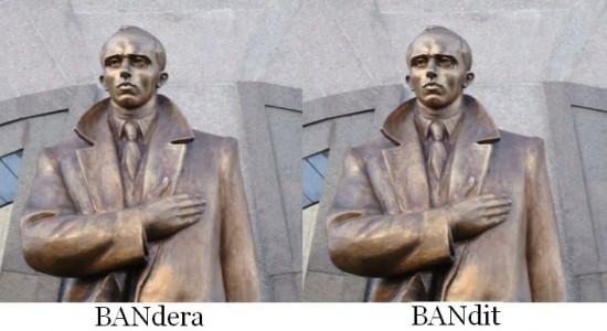 Bandera-Bandit by PF
