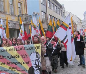 Brazaitis in Kaunas