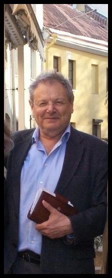 Martin Gilbert in Vilnius by DefendingHistory