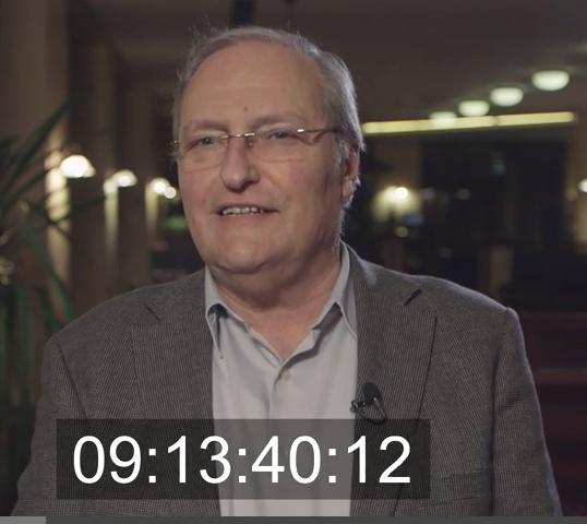 Efraim Zuroff video address April 17 2015