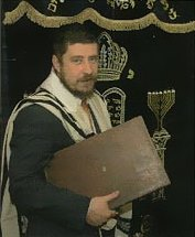 Rabbi Chaim Burshtein